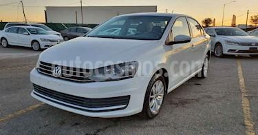 Volkswagen Vento 4p Confortline L4/1.6 Aut usado (2019) color Blanco precio $148,900