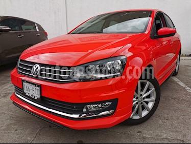 Volkswagen Vento Allstar Aut usado (2019) color Rojo Flash precio $225,900