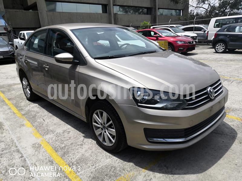 Volkswagen Vento Comfortline usado (2020) color Beige Metalico precio $215,000
