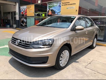 Volkswagen Vento 4p Starline L4/1.6 Aut usado (2020) color Beige precio $211,990