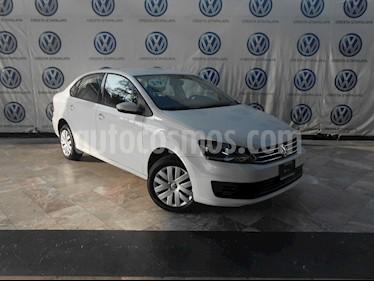 Foto Volkswagen Vento Startline Aut usado (2019) color Blanco Candy precio $209,000