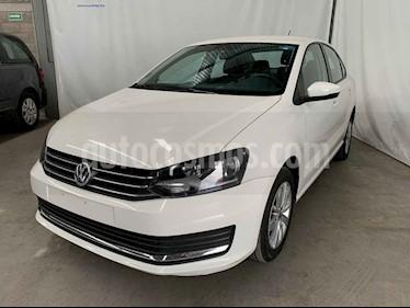 Volkswagen Vento Comfortline Aut usado (2018) color Blanco precio $158,900
