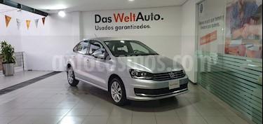 Volkswagen Vento Comfortline TDI usado (2019) color Plata precio $235,000