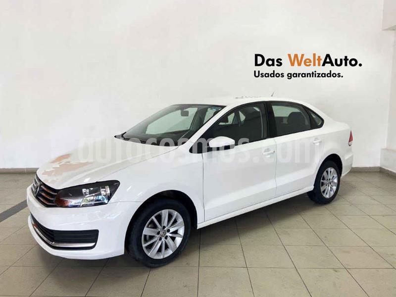 Foto Volkswagen Vento Comfortline Aut usado (2020) color Blanco precio $219,090