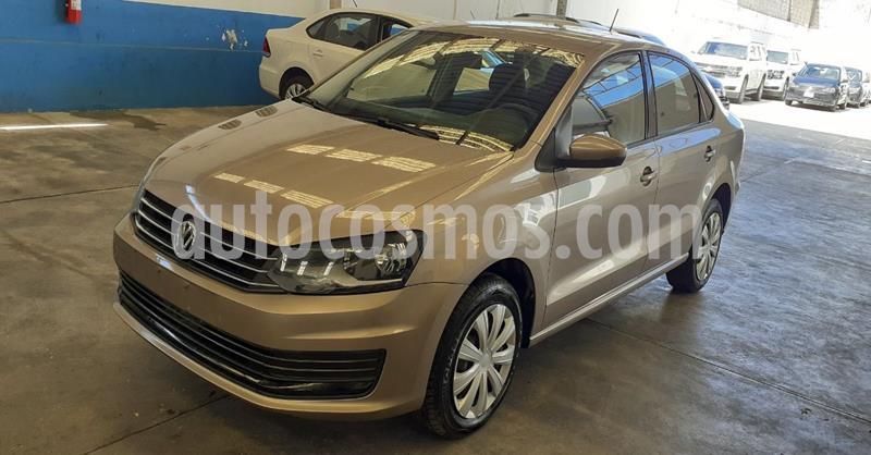 Volkswagen Vento Startline Aut usado (2019) color Beige precio $169,900