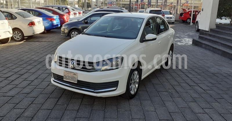 Volkswagen Vento Comfortline usado (2019) color Blanco precio $171,900