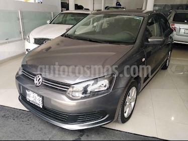 Volkswagen Vento 4p Active L4/1.6 Aut usado (2014) color Gris precio $125,000