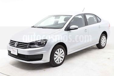 Volkswagen Vento 4p Starline L4/1.6 Aut usado (2018) color Plata precio $175,000