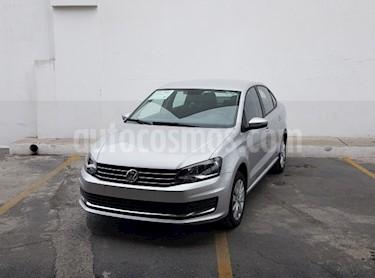 Volkswagen Vento Comfortline usado (2019) color Plata precio $245,000