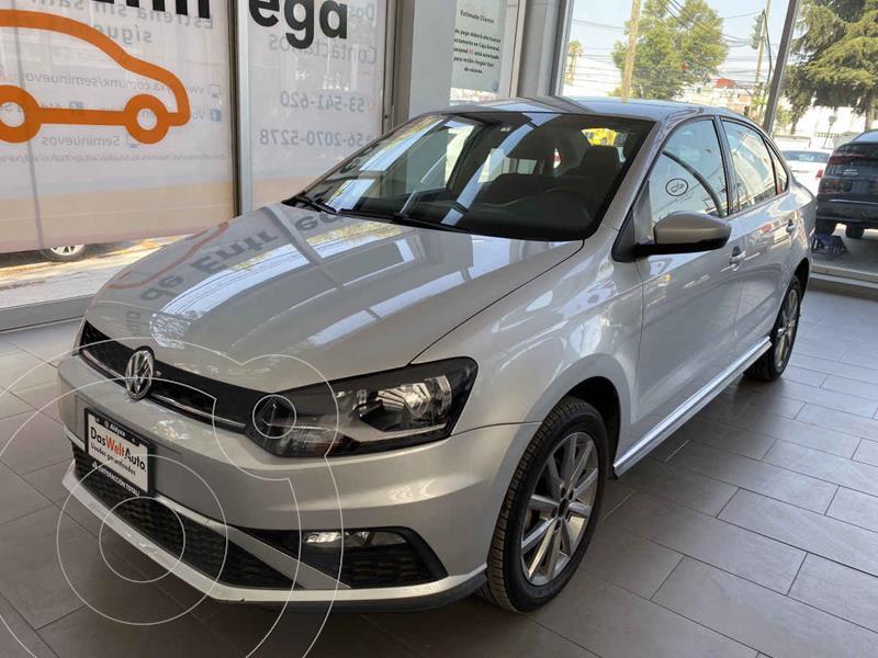 Foto Volkswagen Vento Comfortline Plus Aut usado (2020) color Plata precio $260,000