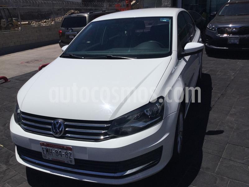 Volkswagen Vento Comfortline usado (2017) color Blanco precio $157,000