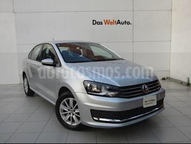 Volkswagen Vento Comfortline Aut usado (2018) color Plata Reflex precio $169,000