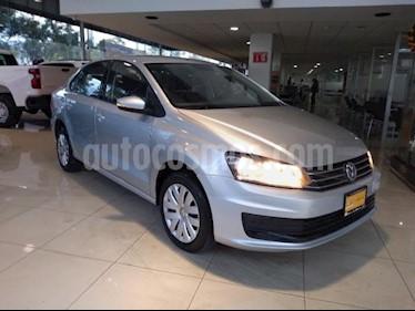 Volkswagen Vento 4P STARLINE L4/1.6 AUT usado (2018) color Plata precio $150,000