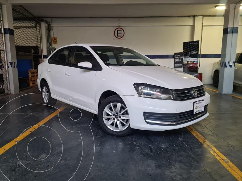 Foto Volkswagen Vento Comfortline usado (2017) color Blanco precio $180,000