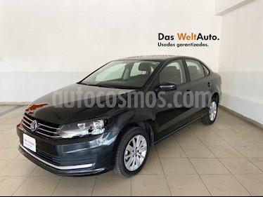 Volkswagen Vento Comfortline Aut usado (2019) color Gris precio $217,941