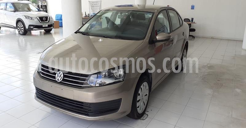 Volkswagen Vento Startline Aut usado (2018) color Beige precio $144,900