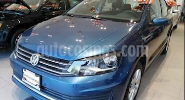 Volkswagen Vento Comfortline Aut usado (2019) color Azul precio $227,990
