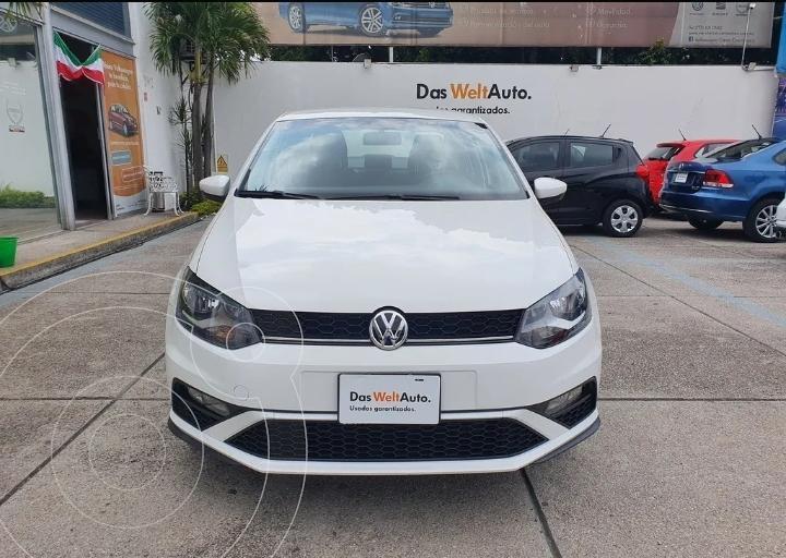 Foto Volkswagen Vento Comfortline Plus usado (2020) color Blanco Candy precio $279,900