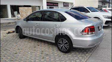 Volkswagen Vento Allstar usado (2017) color Plata Reflex precio $170,000