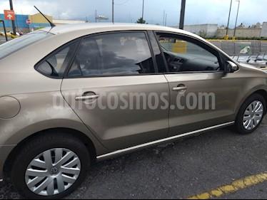 Volkswagen Vento Startline usado (2018) color Bronce precio $150,000