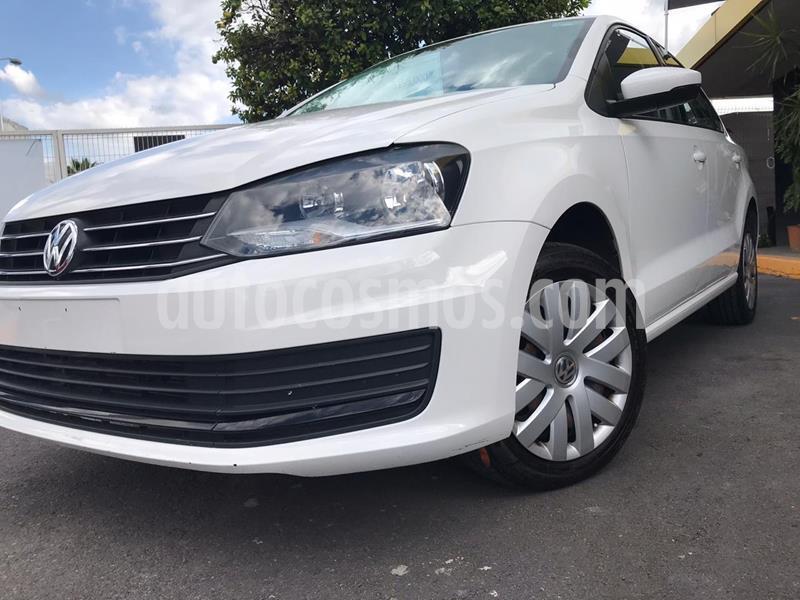 Volkswagen Vento Startline Aut usado (2019) color Blanco Candy precio $193,000