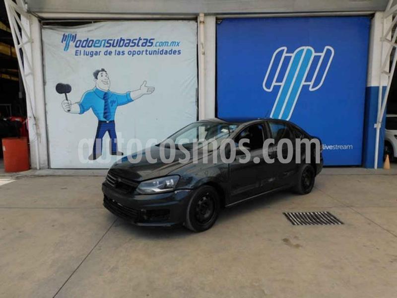 Volkswagen Vento Startline usado (2018) color Negro precio $67,000