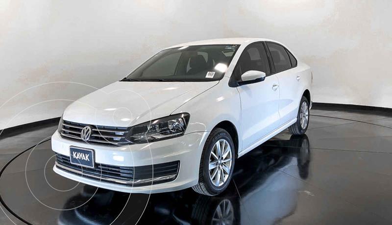 Foto Volkswagen Vento Comfortline Aut usado (2016) color Blanco precio $174,999