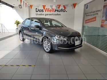 Volkswagen Vento Comfortline Aut usado (2019) color Gris Carbono precio $229,000