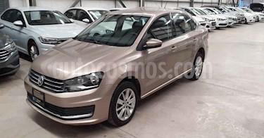 Volkswagen Vento 4p Confortline L4/1.6 Aut usado (2019) color Beige precio $179,900