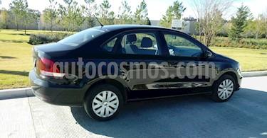 Volkswagen Vento Startline usado (2017) color Negro precio $189,900
