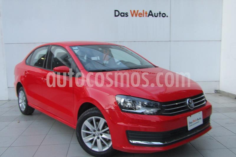 Volkswagen Vento Comfortline usado (2020) color Rojo Flash precio $209,000