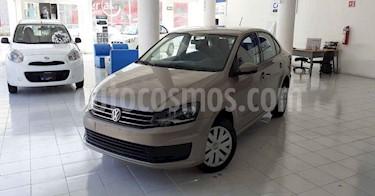 Volkswagen Vento 4p Starline L4/1.6 Aut usado (2019) color Beige precio $169,800
