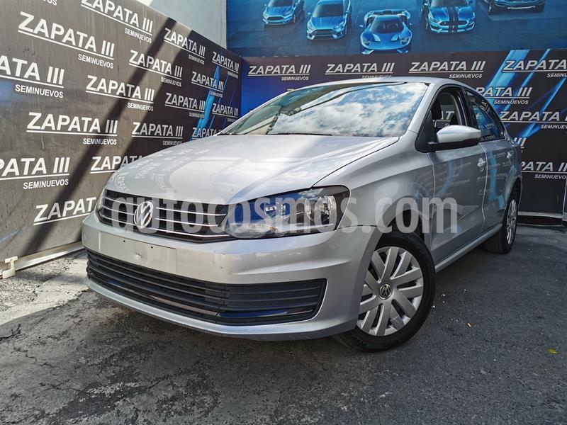 Foto Volkswagen Vento Startline usado (2019) color Plata Reflex precio $177,000