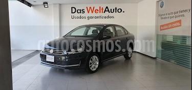 Volkswagen Vento Comfortline TDI usado (2019) color Gris Carbono precio $225,000