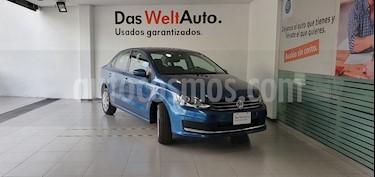 Volkswagen Vento Comfortline TDI usado (2019) color Azul Noche precio $245,000