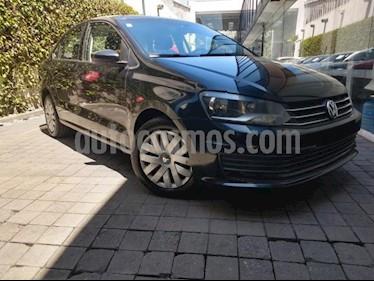 Volkswagen Vento 4P STARLINE TM5 A/AC. VE R-15 usado (2016) color Negro precio $138,000