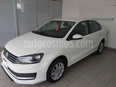 Volkswagen Vento Comfortline Aut usado (2020) color Blanco precio $235,000