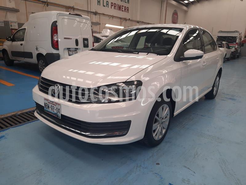 Foto Volkswagen Vento Comfortline usado (2018) color Blanco precio $190,000