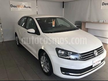 Volkswagen Vento 4p Confortline L4/1.6 Man usado (2019) color Blanco precio $240,000