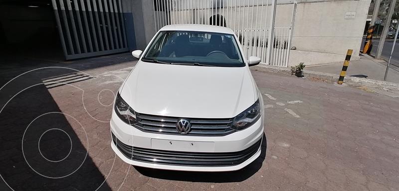 Foto Volkswagen Vento Startline Aut usado (2019) color Blanco Candy precio $190,000