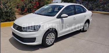 Volkswagen Vento STARTLINE TIPTRONIC usado (2017) color Blanco precio $138,000