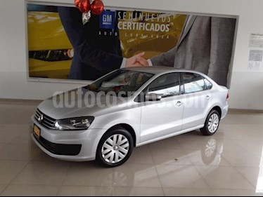 Volkswagen Vento 4P STARLINE L4/1.6 AUT usado (2017) color Plata precio $143,228