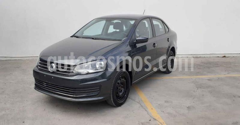 Volkswagen Vento Startline Aut usado (2020) color Negro precio $183,900