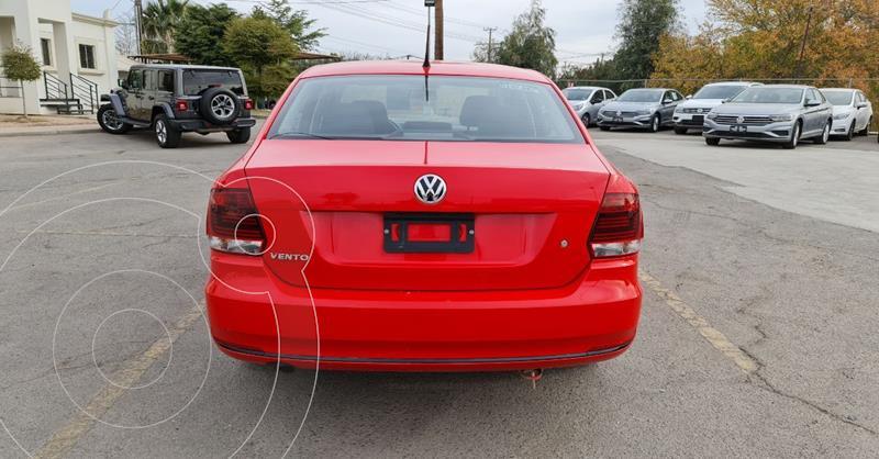 Volkswagen Vento Startline Aut usado (2020) color Rojo precio $179,900