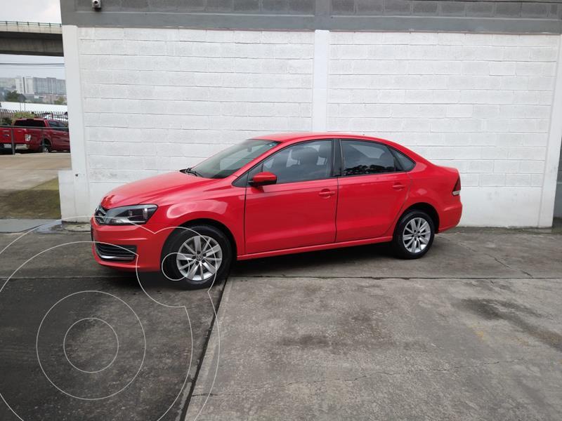 Foto Volkswagen Vento TDI Comfortline Aut usado (2018) color Rojo Flash precio $180,000