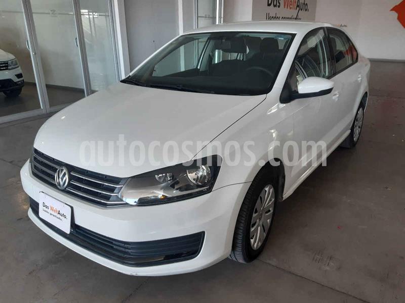 Volkswagen Vento Startline usado (2018) color Blanco precio $175,500
