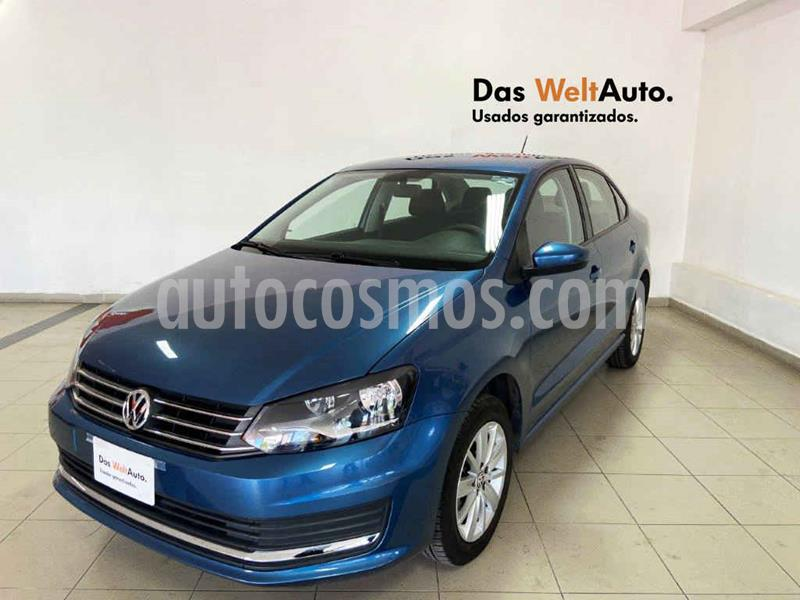 Foto Volkswagen Vento Comfortline TDI usado (2019) color Azul precio $214,987