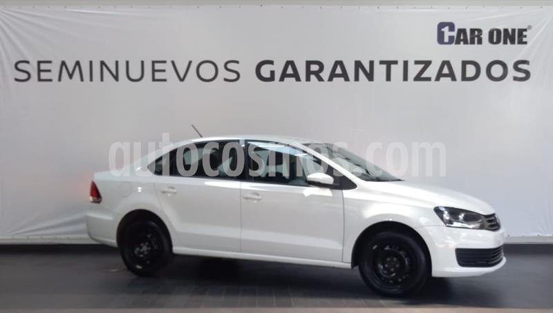 Foto Volkswagen Vento Startline usado (2018) color Blanco precio $174,900