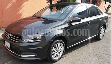Volkswagen Vento Comfortline usado (2017) color Gris Carbono precio $159,900