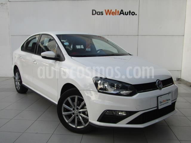 Volkswagen Vento Comfortline Plus Aut usado (2020) color Blanco Candy precio $259,000